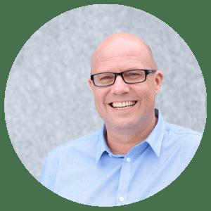 Trainer Frank Thiel hält Impulsvorträge