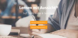 Soft Skills Kurse und Seminare | Lernen mit Aussicht®